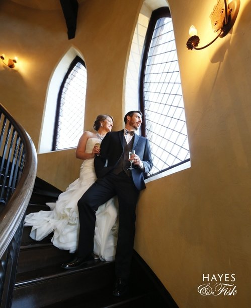 Wedding at Dover Hall