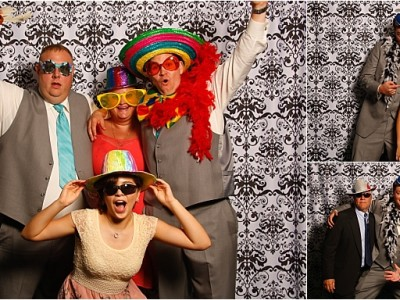 Wedding Day Photobooth | Richmond, VA