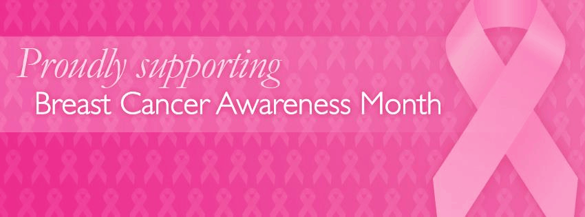 October is Breast Caner Awareness Month
