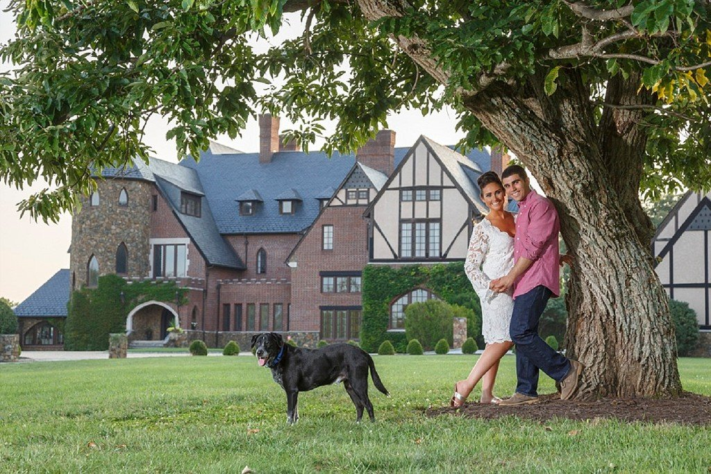 Sarah & Rod | Engagement Session at Dover Hall