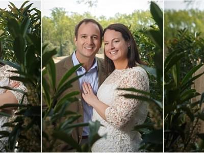 Country Club of Virginia Engagement Session